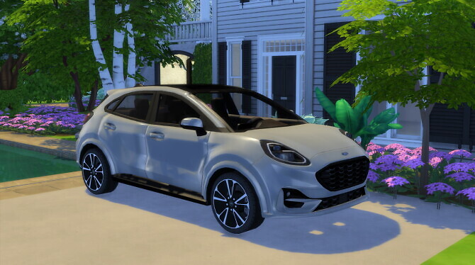 Ford Puma ST Line at LorySims image 2922 670x374 Sims 4 Updates