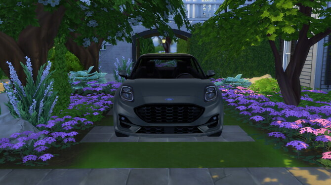 Ford Puma ST Line at LorySims image 2932 670x375 Sims 4 Updates