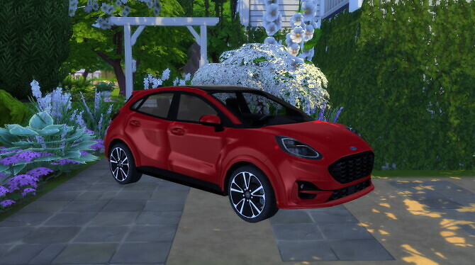 Ford Puma ST Line at LorySims image 2942 670x374 Sims 4 Updates