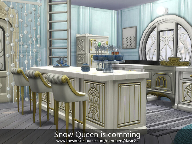 Sims 4 Snow Queen is comming by dasie2 at TSR