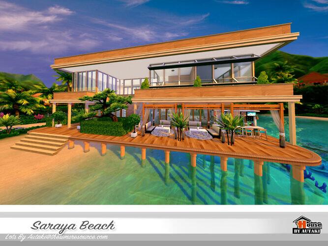 Saraya Beach House By Autaki