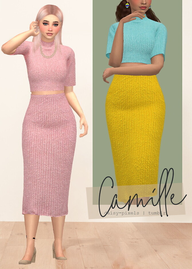 Camille Outfit Necklace
