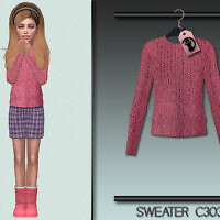 Sweater C303 By Turksimmer