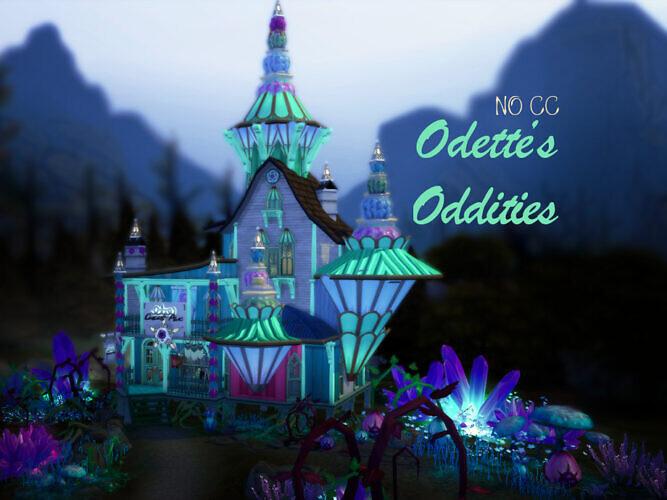 Odette's Oddities By Virtualfairytales
