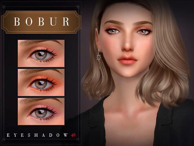 Sims 4 Eyeshadow 49 by Bobur3 at TSR