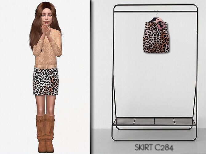 Skirt C284 by turksimmer