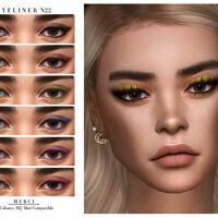 Eyeliner N22 By Merci