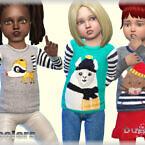 Sweater Toddler By Bukovka