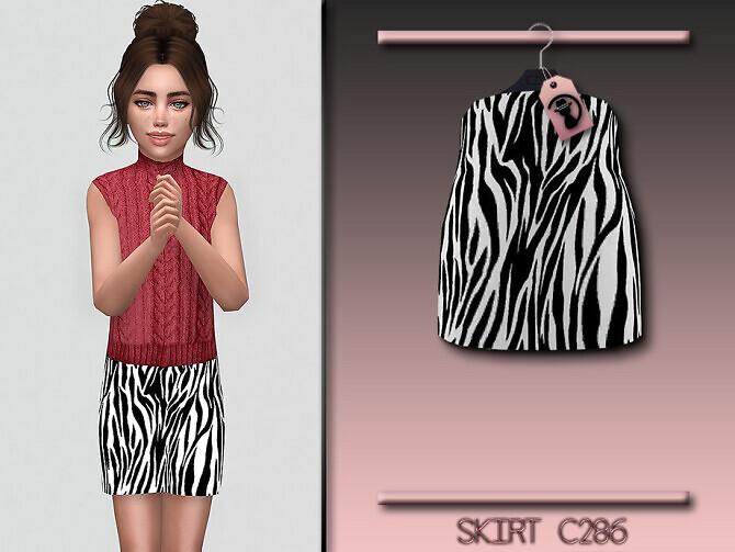 Skirt C286 by turksimmer