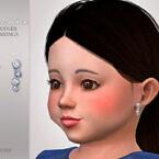 Bellatrix Toddler Earrings By Suzue
