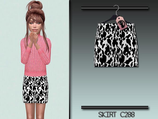 Skirt C288 by turksimmer