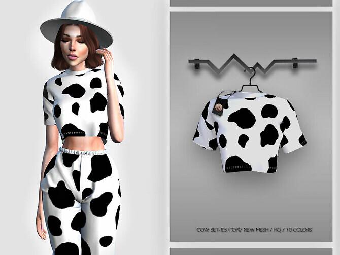 Cow SET-105 TOP BD400 by busra-tr