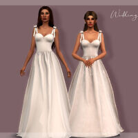 Wedding Dress Dr-391 By Laupipi