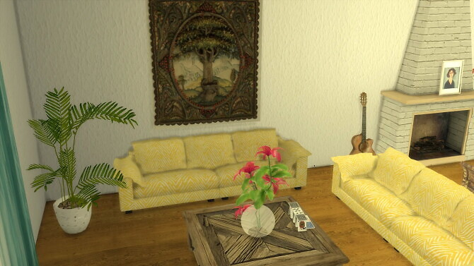 16th century 3D Panel by Alikis Nook