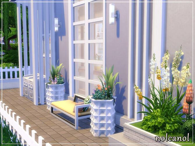Sims 4 Mini Roxie Home by nolcanol at TSR