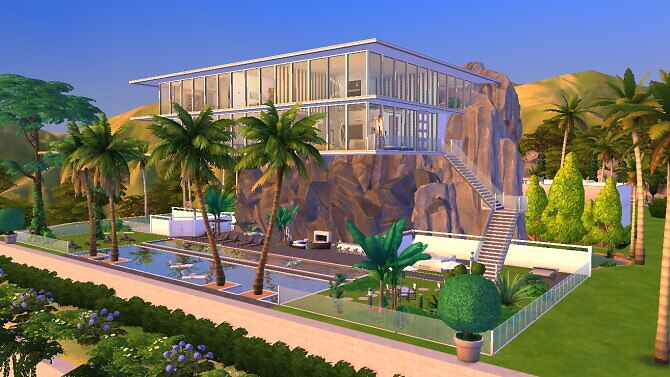 The Rocks villa by Bellusim
