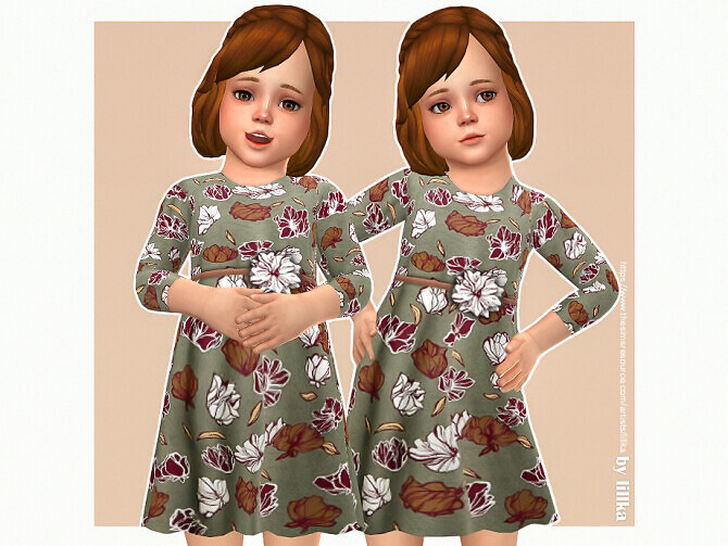 Tara Dress by lillka