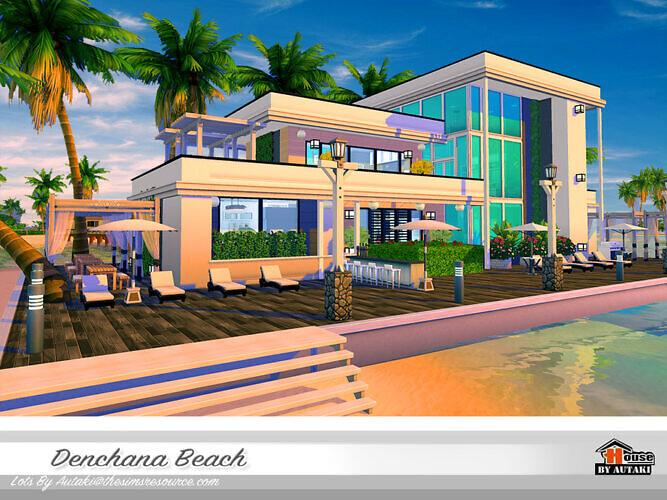 Denchana Beach House By Autaki
