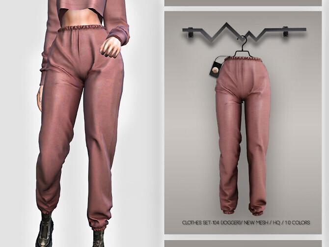 Clothes SET-104 JOGGERS BD398 by busra-tr