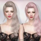 Alessandra Sims 4 Hair 141