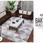 Baker Cosmoluxe Sofa Set 1