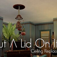 CEILING REPLACER by amoebae