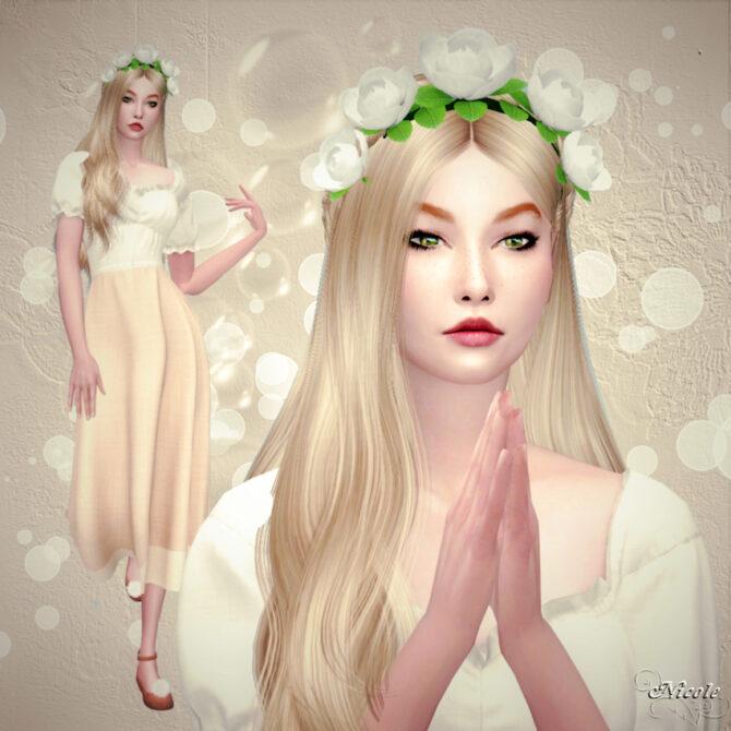 Sims 4 Celiandra by Cedric13 at L'univers de Nicole