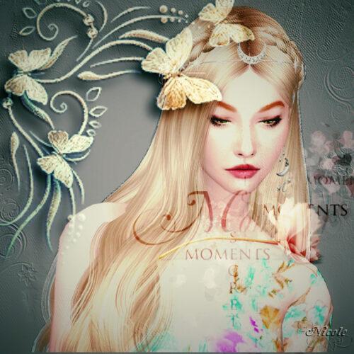 Celiandra Female Sims 4