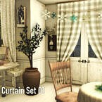 Curtain Set 01