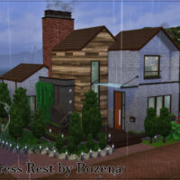 Cypress Rest Sims 4