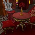 Dining Set Sims 41