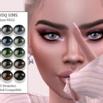 Eyes NB12 by MSQ Sims 4