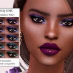 Eyeshadow NB24 by MSQ Sims 4