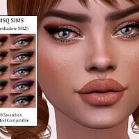 Eyeshadow Nb25 By Msq Sims 4