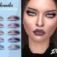 Eyeshadow Sims 4 Jamila N.181