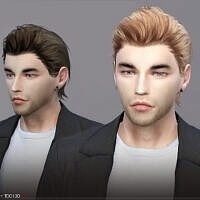 Hair Sims 4 For Males Wings To0130