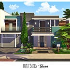 House Sims 4 Shane By Ray Sims