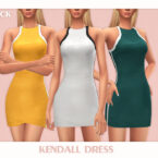 Kendall Sims Dress by Black Lily