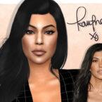 Kourtney Kardashian by Jolea