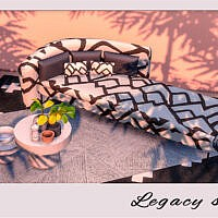Legacy Living Room Patreon Sims 4
