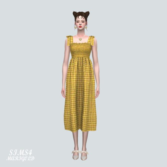 Sims 4 Long Dress SB 2 at Marigold