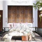MALAIA Sims 4 Bedroom