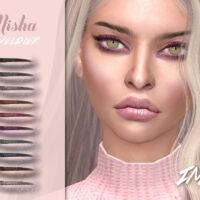 Misha Sims 4 Eyeliner
