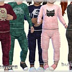 Monsters Sims 4 Pants For Toddlers