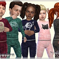 Monsters Sims 4 Shirt for toddlers