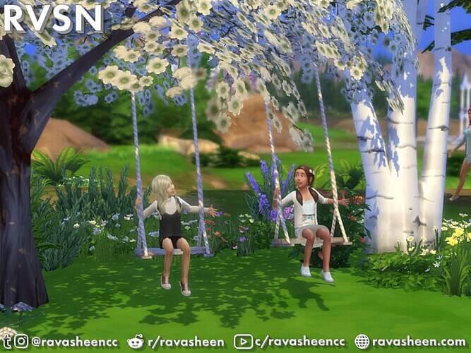 Mood Swings Sims 4 Set
