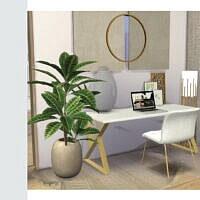 Opera Desk Sims 4