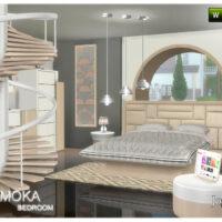 Raymoka bedroom by jomsims 1