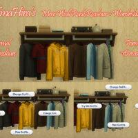 Recoloured Men Wardrobe Sims 4