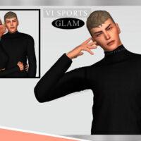 Sims 4 Shirt M SPORTGLAM I